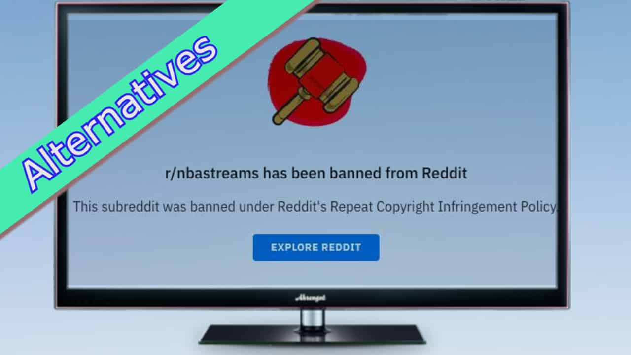 NBA Reddit streams Banned and Best Alternative » TRONZI